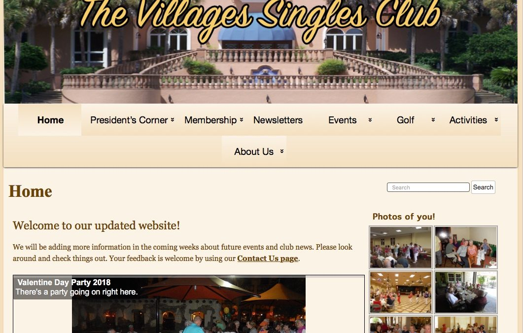 The Villages Singles Club
